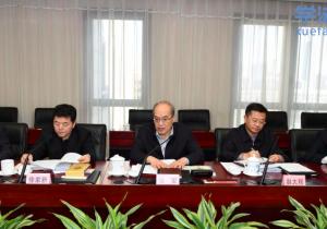 国家统一法律职业资格考试协调委员会(职前培训指导委员会)第一次会议召开