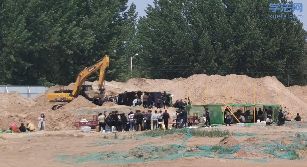 4名儿童被埋,相关责任人员需要承担的法律责任