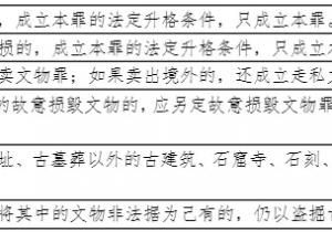 58句经典总结,速记刑法罪数问题